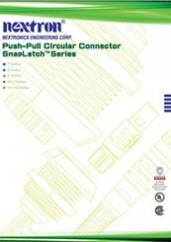 Push-Pull Circular Connector DM (2014)