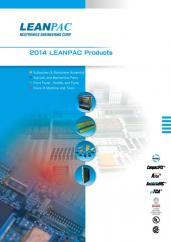 2014 LEANPAC Products